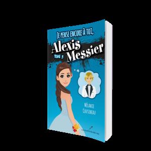 Alexis Messier 3 - couverture 3D
