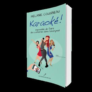 Karaoke - Couverture 3D